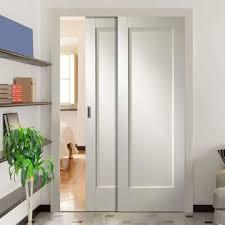 easi slide white panel easi slide white room divider door system