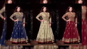 latest beautiful anarkali dress designs 2016 latest fashion in