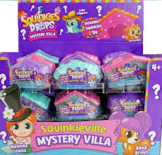 blind bags toys squinkies do drops mystery villas blind bag packs of 27