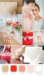 unique and bold color combinations for your wedding bella figura