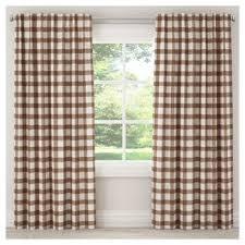 buffalo plaid curtains target