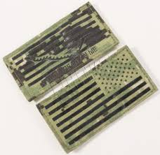 Ir American Flag Patch Rothco Reverse American Flag Patch With Hook Back What U0027s It Worth