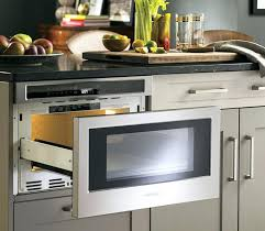 white under cabinet microwave under cabinet microwave counter drawer intended for decor 15