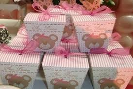 baby shower favor ideas for girl and brown baby shower