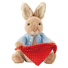 beatrix potter peter rabbit peek boo figure u0026 reviews wayfair