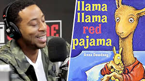 ludacris rapping u0027llama llama red pajama u0027 is the most delightful