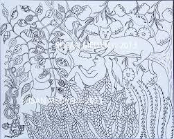 folk art watercolors by susan medyn