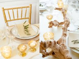 driftwood centerpieces modern wedding ideas with driftwood details ruffled