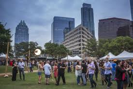 all the best austin food festivals month by month eater austin