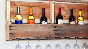 diy wood pallet wine rack diy joy
