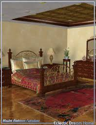 dream home eclectic master bedroom furniture 3d models and 3d
