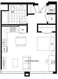 Floor Plans Chicago West Town Apartment Floorplans Luxe On Chicago