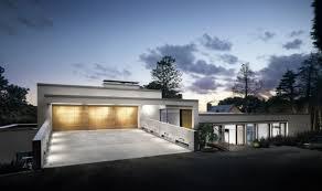 modern minimalist one floor house image 4 home ideas