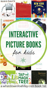 beyond lift the flap interactive picture books for kids