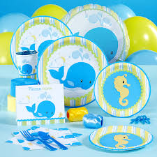 whale baby shower party supplies baby shower diy