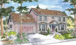 symmetrical house plans symmetrical colonial 72058da architectural designs house plans