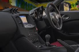 370z Nismo Interior Z Marks The Spot Sporty Nissan 370z Nismo News At Lander Nissan