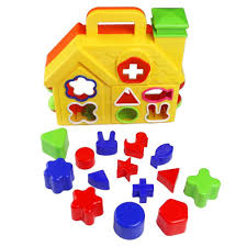 instantly win u2013 sorter house color sorting learning shapes puzzle