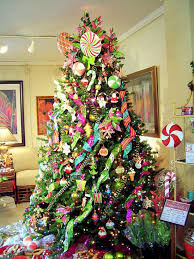 Gallery Christmas Tree Decorations Candy Theme Image