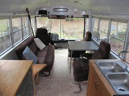 converted bus for sale tiny house listings
