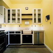 blue kitchen cabinets and yellow walls black and white kitchen black and white kitchen cabinets