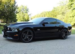 2011 mustang gt black five mustangs from the forum the mustang source