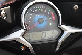 honda cbr 150cc bike mileage speedometer odometer accuracy debate archive honda cbr250r