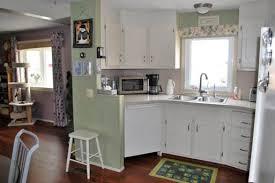 Mobile Home Kitchen Makeover - 1978 fleetwood single wide remodel