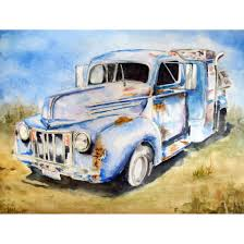 Old Ford Truck Colors - shop artwheels