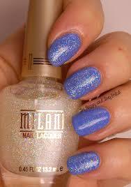 milani diamond dazzle vs sinful colors smokin be happy and