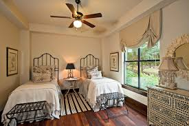White Shabby Chic Ceiling Fan by Traditional Bedroom Design Ideas Bedroom Traditional With Two
