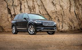jeep volvo 2018 volvo xc90 in depth model review car and driver