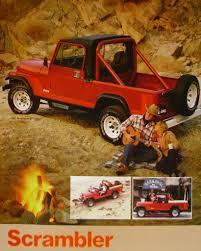 jeep golden eagle decal 82 scrambler decals