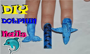 extreme crazy nail art designs 2 x crazy dolphin nails youtube