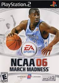 Backyard Basketball Ps2 by Ncaa March Madness 06 Playstation 2 On The Cover Raymond