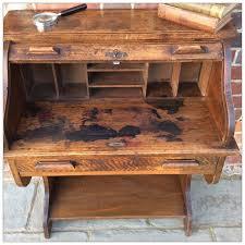 small roll top desk small antique rolltop desk mayfly vintagemayfly vintage vintage