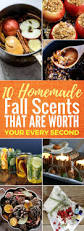 Fall Scents 10 Best Ways To Make Your Home Smell Great This Fall Fall Scents