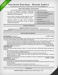 developer resume template resume template software developer resume template free resume