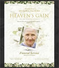 Funeral Program Ideas 16 Funeral Memorial Program Templates Free Psd Ai Eps Format