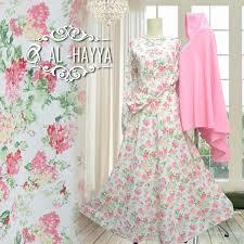desain baju jepang gamis syar i b068 katun silky baju muslim cantik terbaru