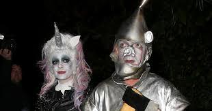 fright night the stars get ghoulish for jonathan ross u0027 halloween