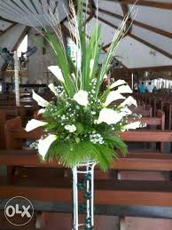church flower arrangements church flower arrangement for sale philippines find new and used