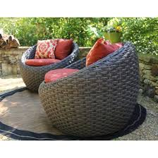 Corona Piece Wicker Conversation Patio Furniture Set  Target - Outdoor furniture set