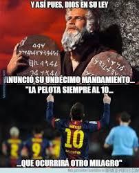 Los Memes De Messi - el hist祿rico gol de messi tambi礬n tiene memes