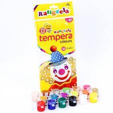 buy pidilite u0027s rangeela students temepera colors 18 shades