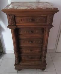 le de chevet ancienne table chevet ancienne clasf