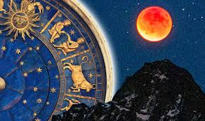 blue blood moon eclipse what is the spiritual meaning of