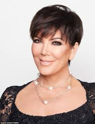 kris jenner hair colour kris jenner launches new line of elegance pearl necklaces with