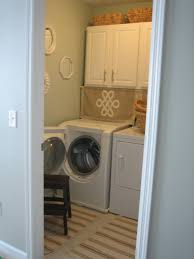 Laundry Room Storage Units by House Tweaking