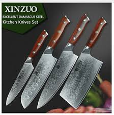 ebay kitchen knives kitchen knife cook damascus steel set chef sharp quality